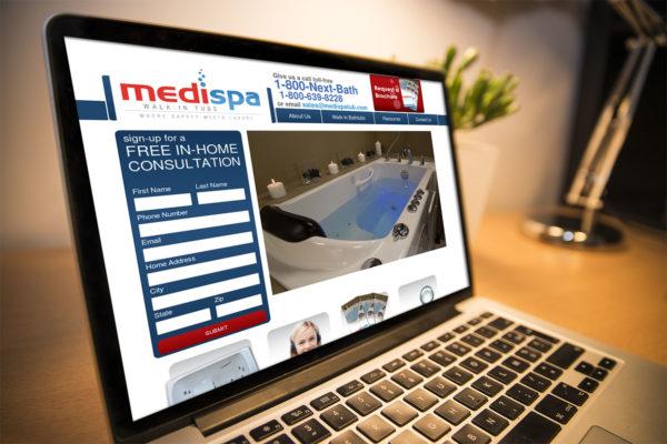 MediSpa – Walk In Bathtubs